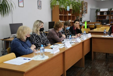 На базе ОГАПОУ «Белгородский индустриальный колледж» состоялось совещание с рабочей группой
